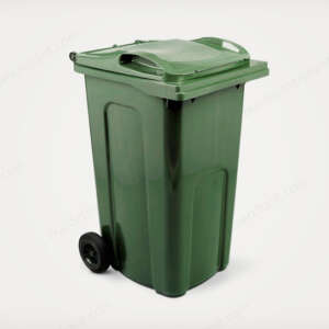 Wheelie Bin 240 Litre | Green colour