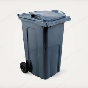 Wheelie Bin 240 Litre | Grey colour