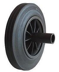Wheelie Bin Wheels - Single Wheel Replacement