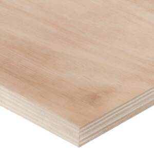 18mm exterior ply
