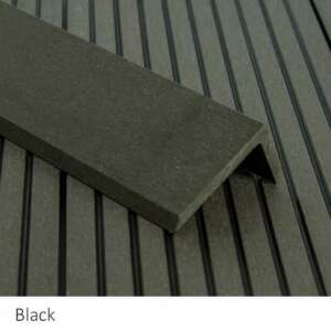 Black Edging Trim