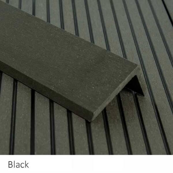 Black Edging Trim