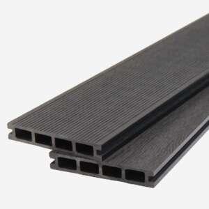 Black Composite Decking Boards
