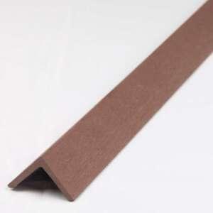 Brown Composite Edging Trim