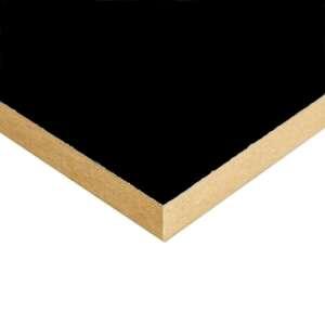 Black Melamine | 15mm