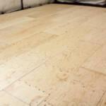 Plywood flooring example (watermark)