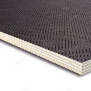 Anti-Slip Phenolic Birch Plywood | 9mm