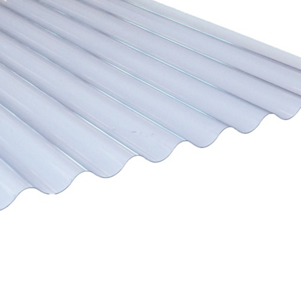 pvc corrugated roofing sheet.