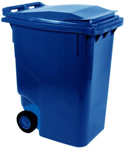 Blue 360L Wheelie Bin