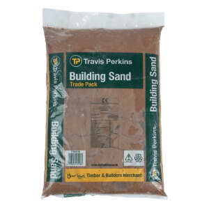 Building Sand Trade Pack 25kg