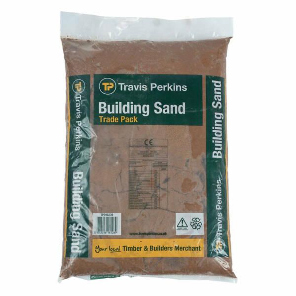 Building Sand Trade Pack 25kg
