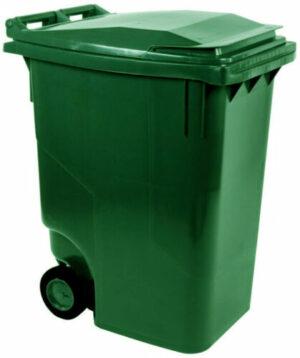 360 Litre Wheelie Bin (Green)