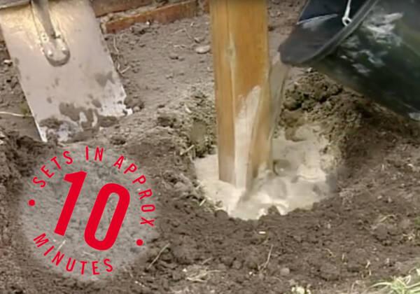 Blue Circle Postcrete - Post Cement