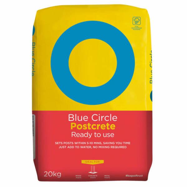 Postcrete - Blue Circle Postcrete 20kg Bag