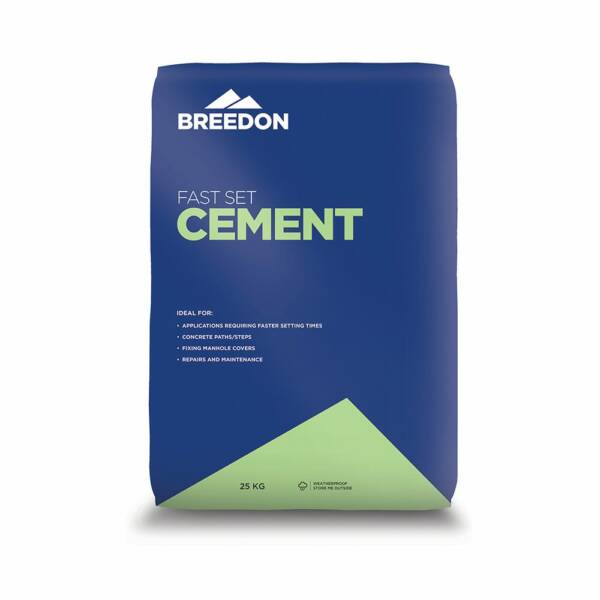 Breedon Fast Set Cement