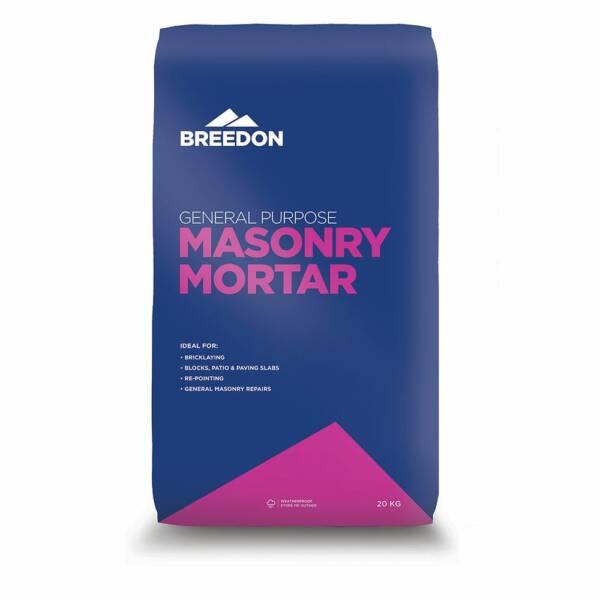 Breedon Masonry Mortar