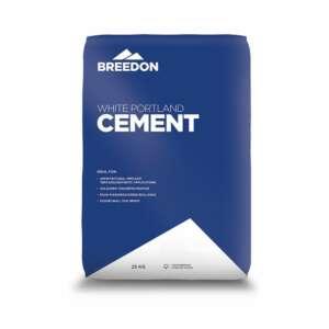 Breedon White Portland Cement