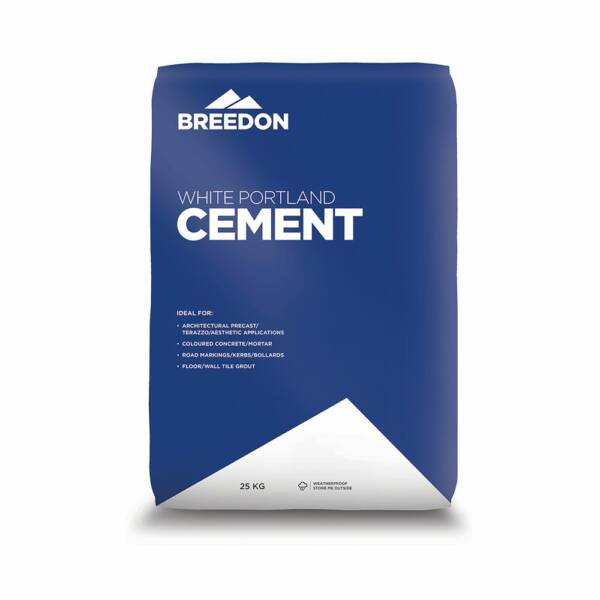 Breedon White Portland Cement