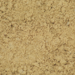 Yellow Building Sand – texture (clear)