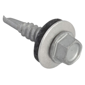 Single TechFast Metal Roofing Screw
