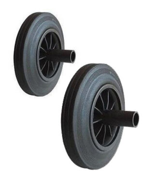 Wheelie Bin Wheels (Pair)