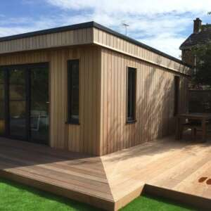 Western Red Cedar Cladding ST6