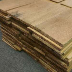 western red cedar roof shingles / tiles