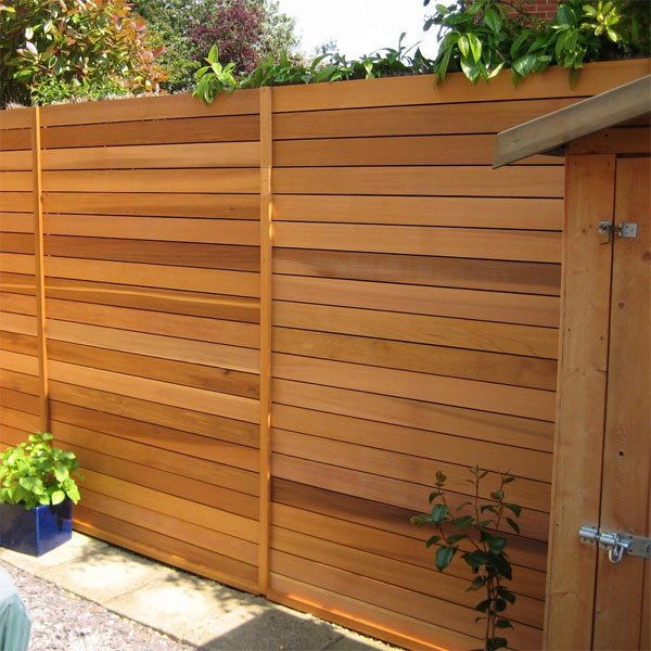 Western Red Cedar - Fencing & Decking