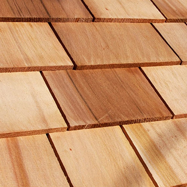 Western Red Cedar - Shingles & Roof Tiles