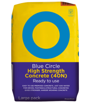 Blue Circle High Strength Concrete