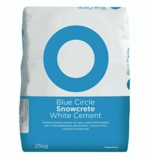 Blue Circle Snowcrete