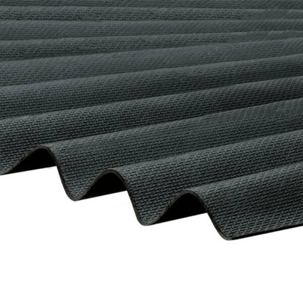 Corrapol Bitumen Black Roofing Sheet