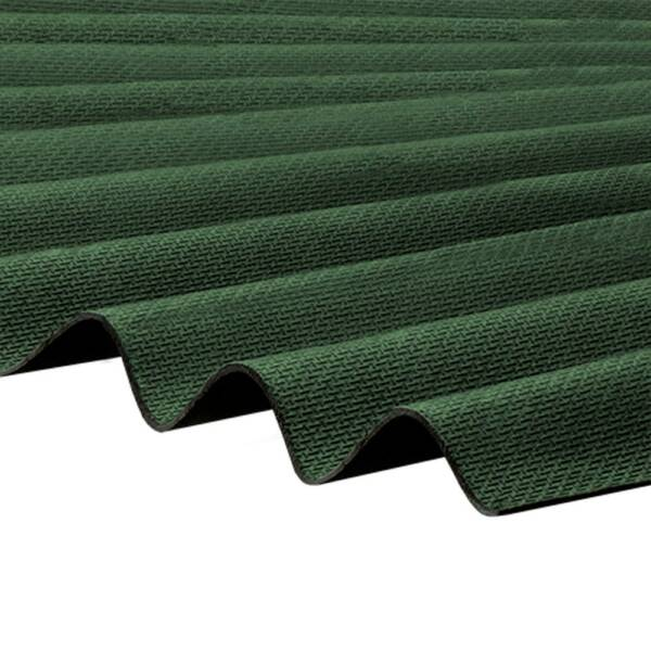 Corrapol Bitumen Green Roofing Sheet