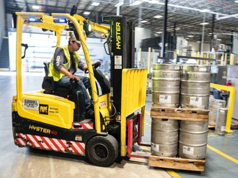 Forklift Safety Guide 2021