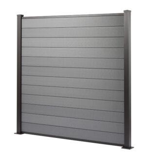 Pebble Grey Composite Fence Panel
