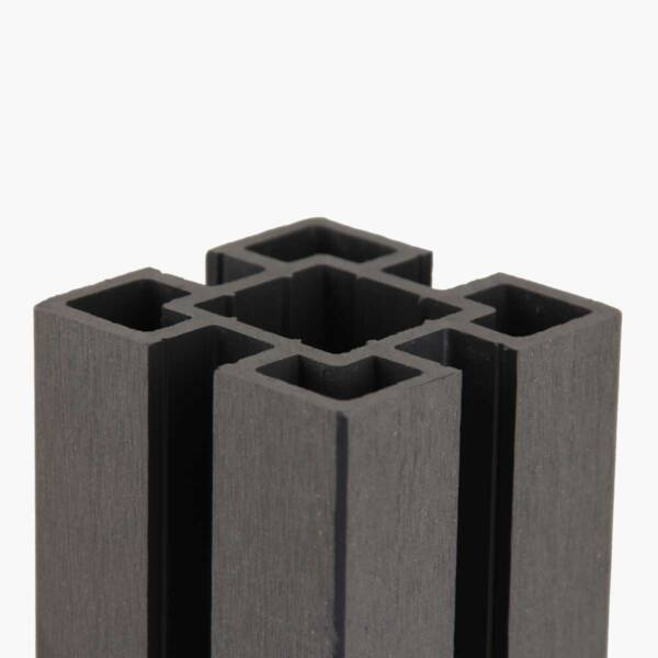 Grey Composite Fence Post