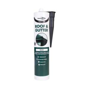 Roof-Mate Roof and Gutter Sealant White